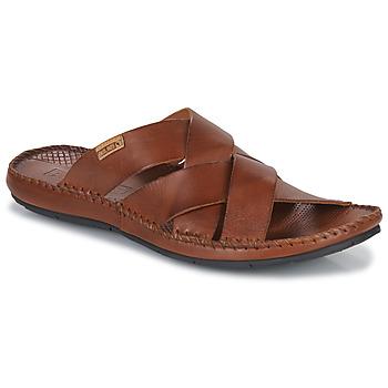 Čevlji  Moški Natikači Pikolinos TARIFA Kostanjeva