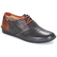 Čevlji  Moški Čevlji Derby Pikolinos SANTIAGO Črna