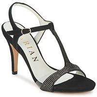 Čevlji  Ženske Sandali & Odprti čevlji Marian ANTE FINO Črna