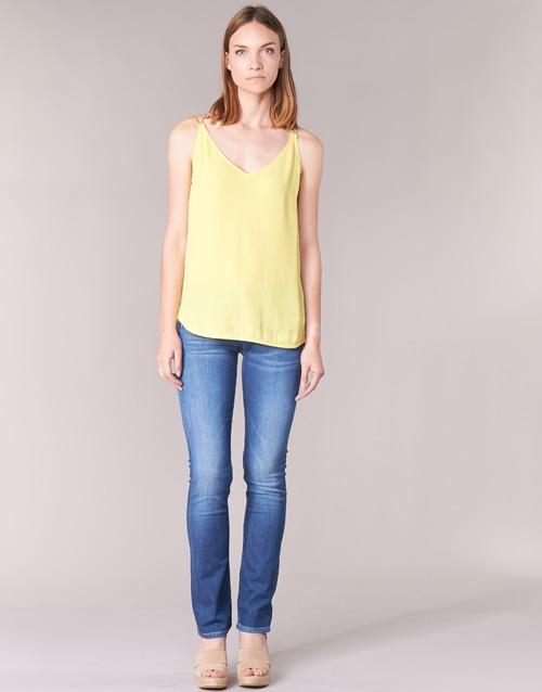 Oblačila Ženske Jeans straight Pepe jeans GEN Modra / D45