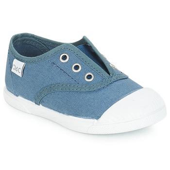 Čevlji  Otroci Nizke superge Citrouille et Compagnie RIVIALELLE Modra