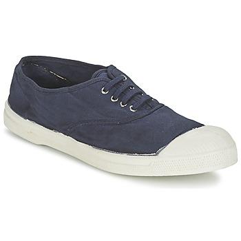 Čevlji  Moški Nizke superge Bensimon TENNIS LACET Modra