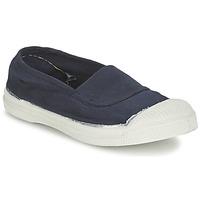 Čevlji  Otroci Nizke superge Bensimon TENNIS ELASTIQUE Modra