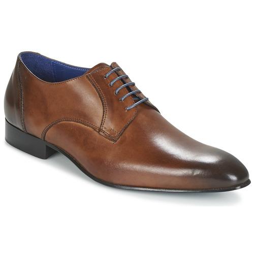 Čevlji  Moški Čevlji Derby Carlington EMRONE Kostanjeva