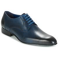 Čevlji  Moški Čevlji Derby Carlington EMRONE Modra