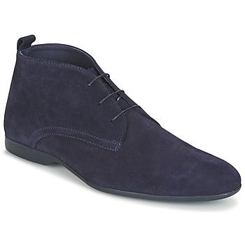 Čevlji  Moški Polškornji Carlington EONARD Modra