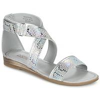 Čevlji  Deklice Sandali & Odprti čevlji Mod'8 JOYCE Srebrna