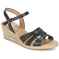 Čevlji  Ženske Sandali & Odprti čevlji So Size ELIZA Črna
