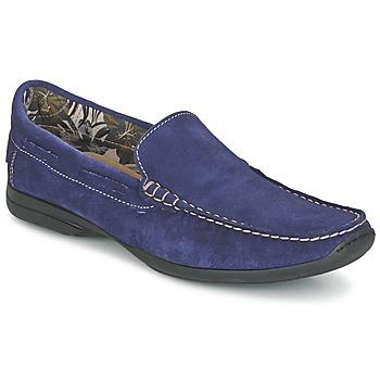 Čevlji  Moški Mokasini So Size ELIJA Modra