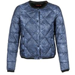 Oblačila Ženske Puhovke Esprit OJALA Modra
