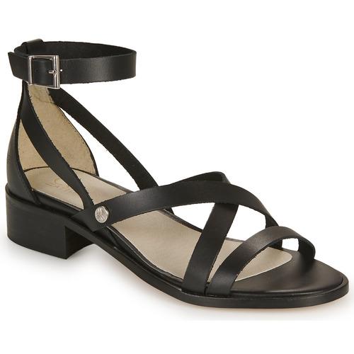 Čevlji  Ženske Sandali & Odprti čevlji Casual Attitude COUTIL Črna