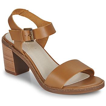 Čevlji  Ženske Sandali & Odprti čevlji Casual Attitude CAILLE Kamel