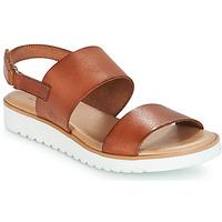 Čevlji  Ženske Sandali & Odprti čevlji Casual Attitude FULIGULE Kamel