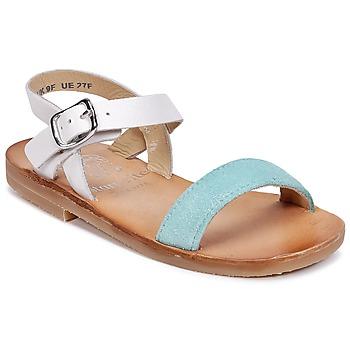 Čevlji  Deklice Sandali & Odprti čevlji Start Rite FLORA II Modra