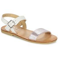 Čevlji  Deklice Sandali & Odprti čevlji Start Rite FLORA II Rožnata / Bela