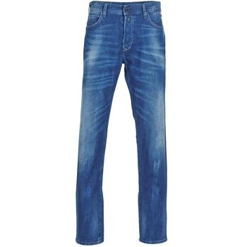 Oblačila Moški Jeans straight Replay 901 Modra