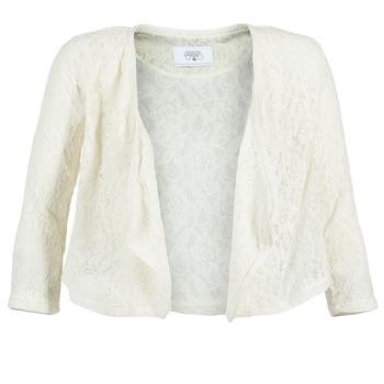 Oblačila Ženske Jakne & Blazerji Le Temps des Cerises ILONA Biały