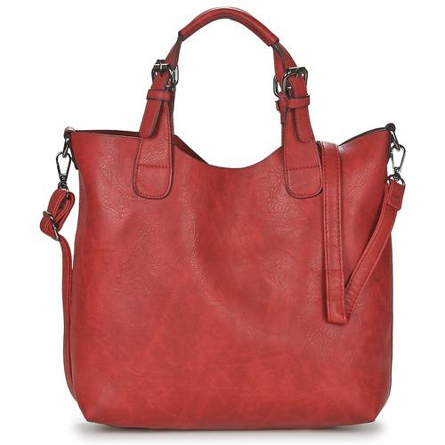 Torbice Ženske Ročne torbice Moony Mood EMIRA Rdeča