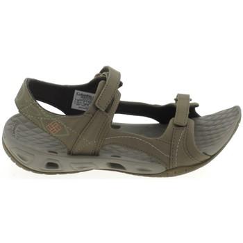 Čevlji  Ženske Sandali & Odprti čevlji Columbia Sunlight Vent 2 Marron Kostanjeva
