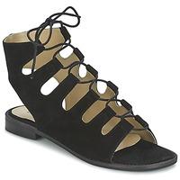 Čevlji  Ženske Sandali & Odprti čevlji Betty London EBITUNE Črna