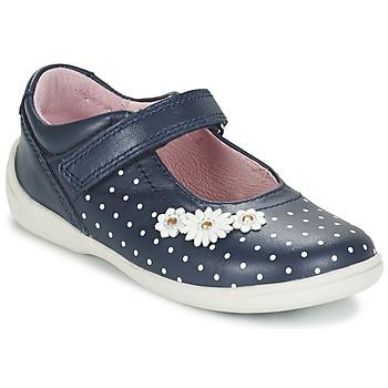 Čevlji  Deklice Balerinke Start Rite DAISY Modra