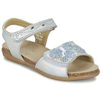 Čevlji  Deklice Sandali & Odprti čevlji Start Rite SUMMERS DAY Srebrna