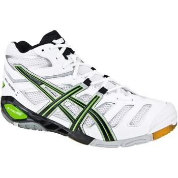 Čevlji  Moški Šport Asics Gel Sensei 4 MT Bela, Siva, Zelena