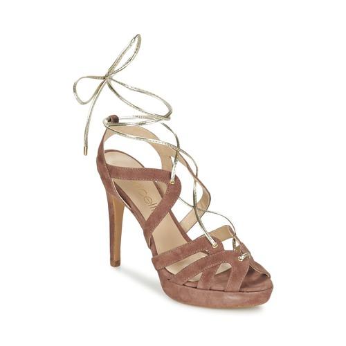 Čevlji  Ženske Sandali & Odprti čevlji Fericelli BAIOLA Nude