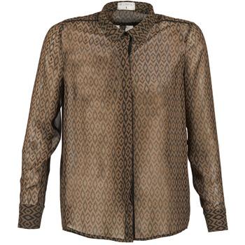 Oblačila Ženske Srajce & Bluze Betty London EDINELLE Kaki