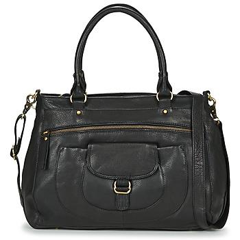 Torbice Ženske Ročne torbice Betty London ETRAME Črna