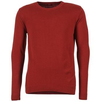 Oblačila Moški Puloverji BOTD ELABASE ROUND Czerwony