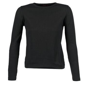 Oblačila Ženske Puloverji BOTD ECORTA Črna
