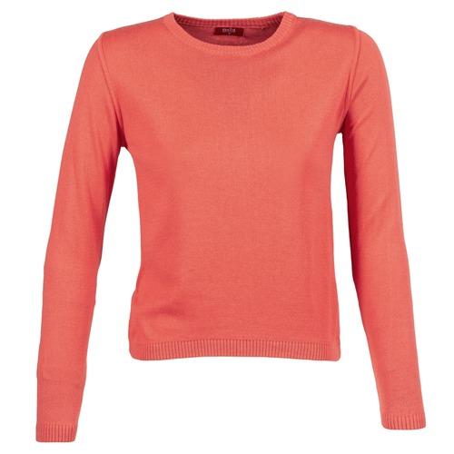 Oblačila Ženske Puloverji BOTD ECORTA Oranžna