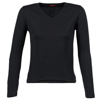 Oblačila Ženske Puloverji BOTD ECORTA VEY Črna