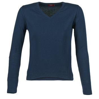 Oblačila Ženske Puloverji BOTD ECORTA VEY Modra