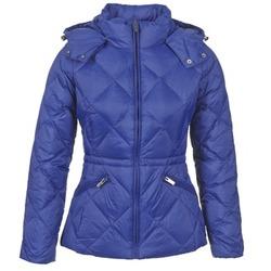 Oblačila Ženske Puhovke Benetton FOULIO Modra