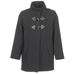Oblačila Ženske Plašči Benetton DILO Črna