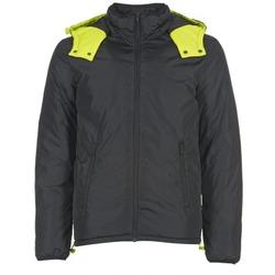 Oblačila Moški Puhovke Benetton CUFU Črna
