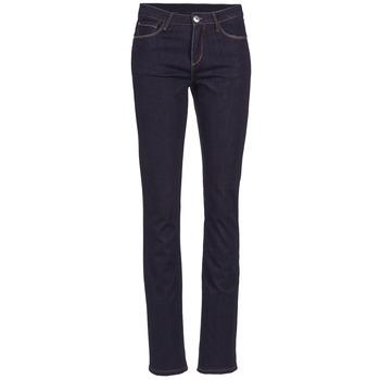 Oblačila Ženske Jeans straight Yurban IESQUANE Modra