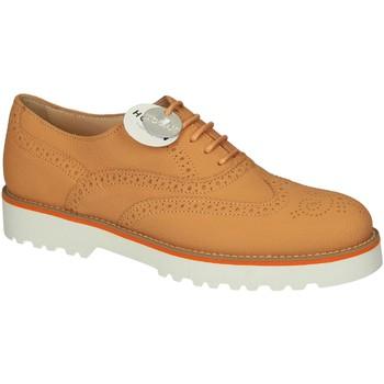Čevlji  Ženske Čevlji Derby Hogan HXW2590R3207UTG618 Arancione chiaro