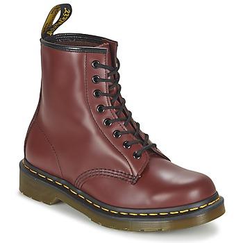 Čevlji  Polškornji Dr Martens 1460 Rdeča