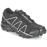 Čevlji  Moški Tek & Trail Salomon SPEEDCROSS 4 GTX® Črna / Srebrna