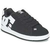 Čevlji  Moški Skate čevlji DC Shoes COURT GRAFFIK Črna