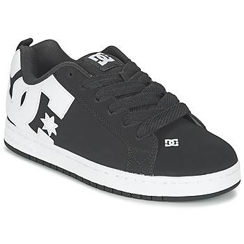 Čevlji  Moški Nizke superge DC Shoes COURT GRAFFIK Črna