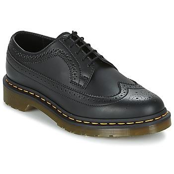 Čevlji  Čevlji Derby Dr Martens VEGAN 3989 Črna