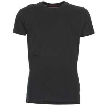 Oblačila Moški Majice s kratkimi rokavi BOTD ESTOILA Črna