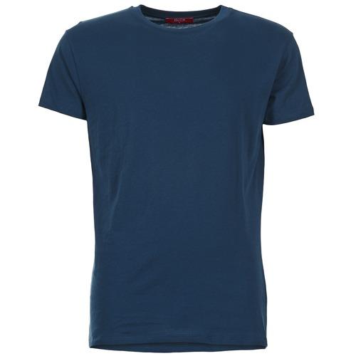 Oblačila Moški Majice s kratkimi rokavi BOTD ESTOILA Modra