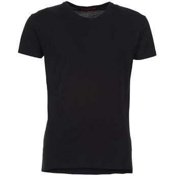 Oblačila Moški Majice s kratkimi rokavi BOTD ECALORA Črna