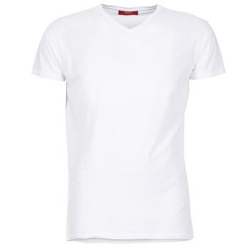 Oblačila Moški Majice s kratkimi rokavi BOTD ECALORA Bela