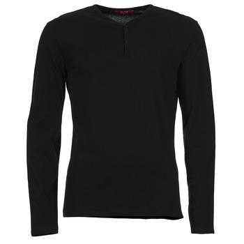 Oblačila Moški Majice z dolgimi rokavi BOTD ETUNAMA Czarny